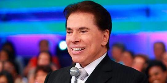 Silvio Santos mira concorrente para novo programa.