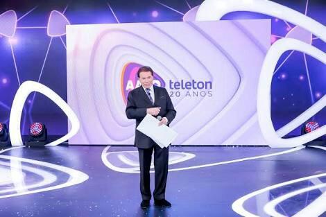 Teleton 2018 já tem data para ir ao ar no Sbt