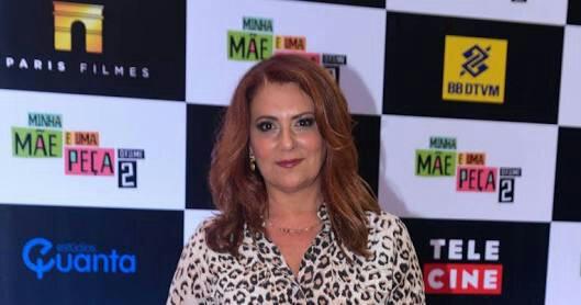 Após 13 anos, Patricya Travassos retorna a Globo