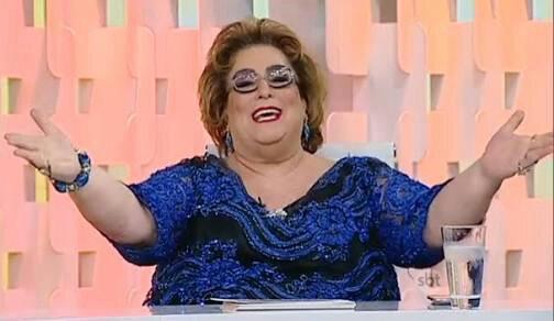 Mamma Bruschetta é internada novamente em São Paulo