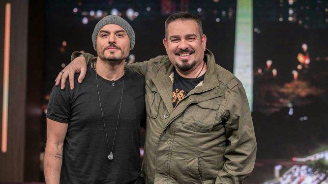 Marcos o Bola e Carlinho o mendigo estão no PlayPlus do Grupo Record.