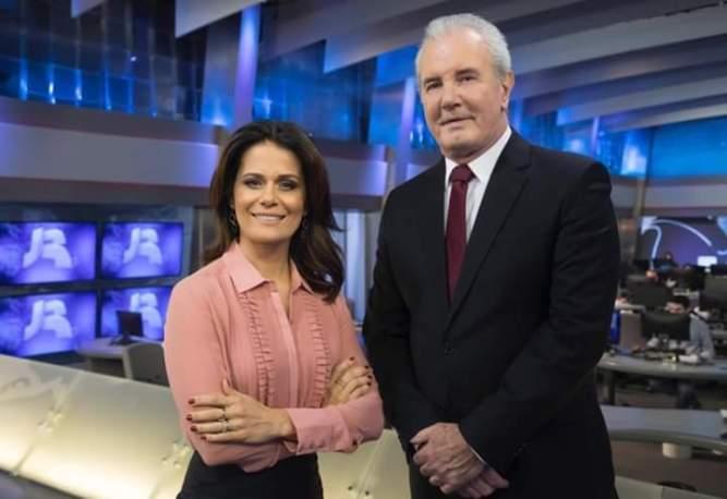 'Jornal da Record' estreia novo cenário nesta segunda (17); confira