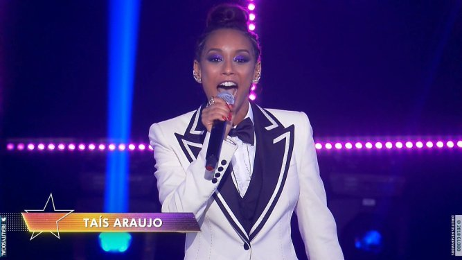 |OPINIÃO| Globo acertou em colocar Taís Araújo no 'Popstar'