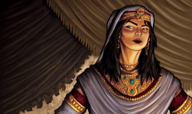 Definido! Série 'Jezabel - A Rainha Má' substituirá 'Jesus' na Record Tv