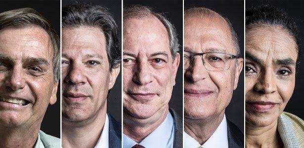 IBOPE: Bolsonaro e Haddad crescem as pesquisas; confira os resultados